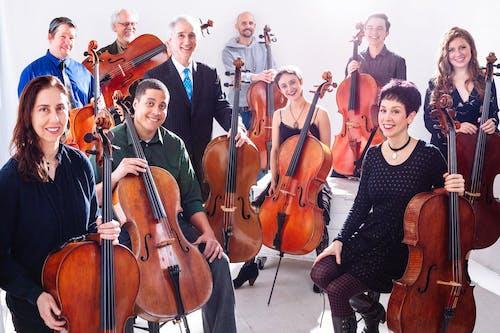 Portland Cello Project: Elliott Smith, Ellington and Bach