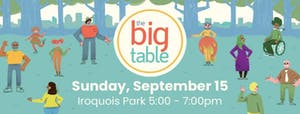 The Big Table Event