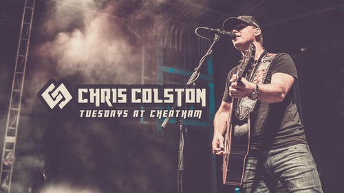 Chris Colston - Tuesdays at Cheatham Street