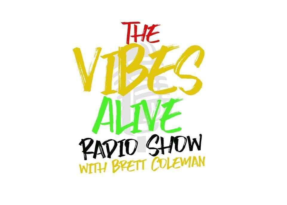 Vibes Alive Radio Show - Fundraiser