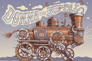 Donna The Buffalo