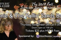 Fall Intimate Concert Series: Nonie & The Rollin' Sands Band