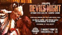Equinox Erotica Presents: Devil's Night