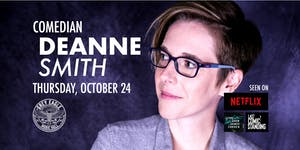 EARLY SHOW:  Comedian DeAnne Smith