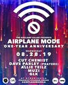 Airplane Mode Residency Anniversary ft. Cut Chemist, Dave Parley & More