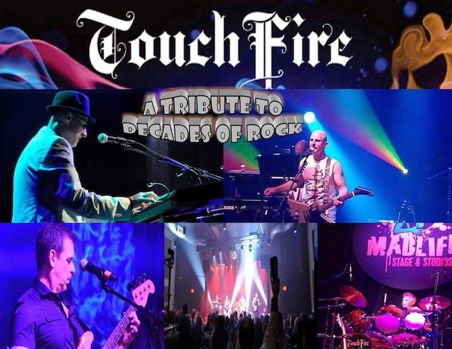 TouchFire - Decades of Rock | POSTPONED