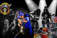Guns N Roses Tribute - NIGHTRAIN - Approaching Sellout - Buy Now!