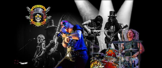 Guns N Roses Tribute - NIGHTRAIN
