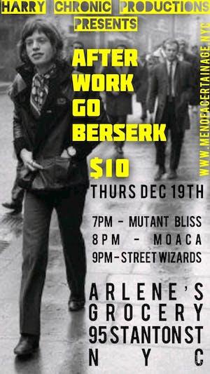 Street Wizards, MOACA, Mutant Bliss