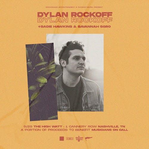 Dylan Rockoff w/ Sadie Hawkins & Savannah Sgro