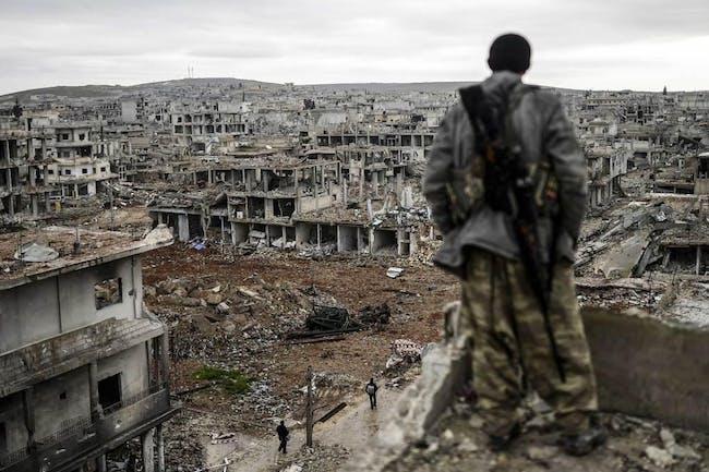 Book Talk: How Assad Destroyed Syria