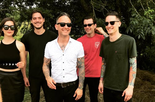 Dave Hause and the Mermaid • Mercy Union