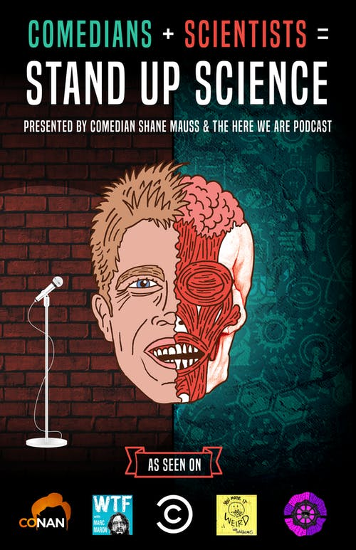 Shane Mauss: Stand Up Science