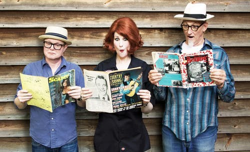 Southern Culture On The Skids • The Split Squad