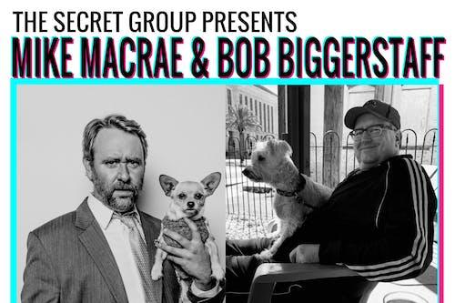 Mike Macrae & Bob Biggerstaff (Comedy Central, NBC, TBS)