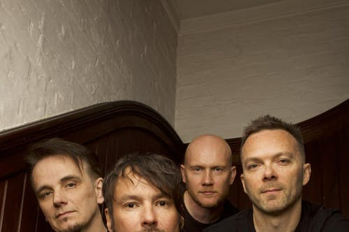 The Pineapple Thief featuring Gavin Harrison • The Receiver