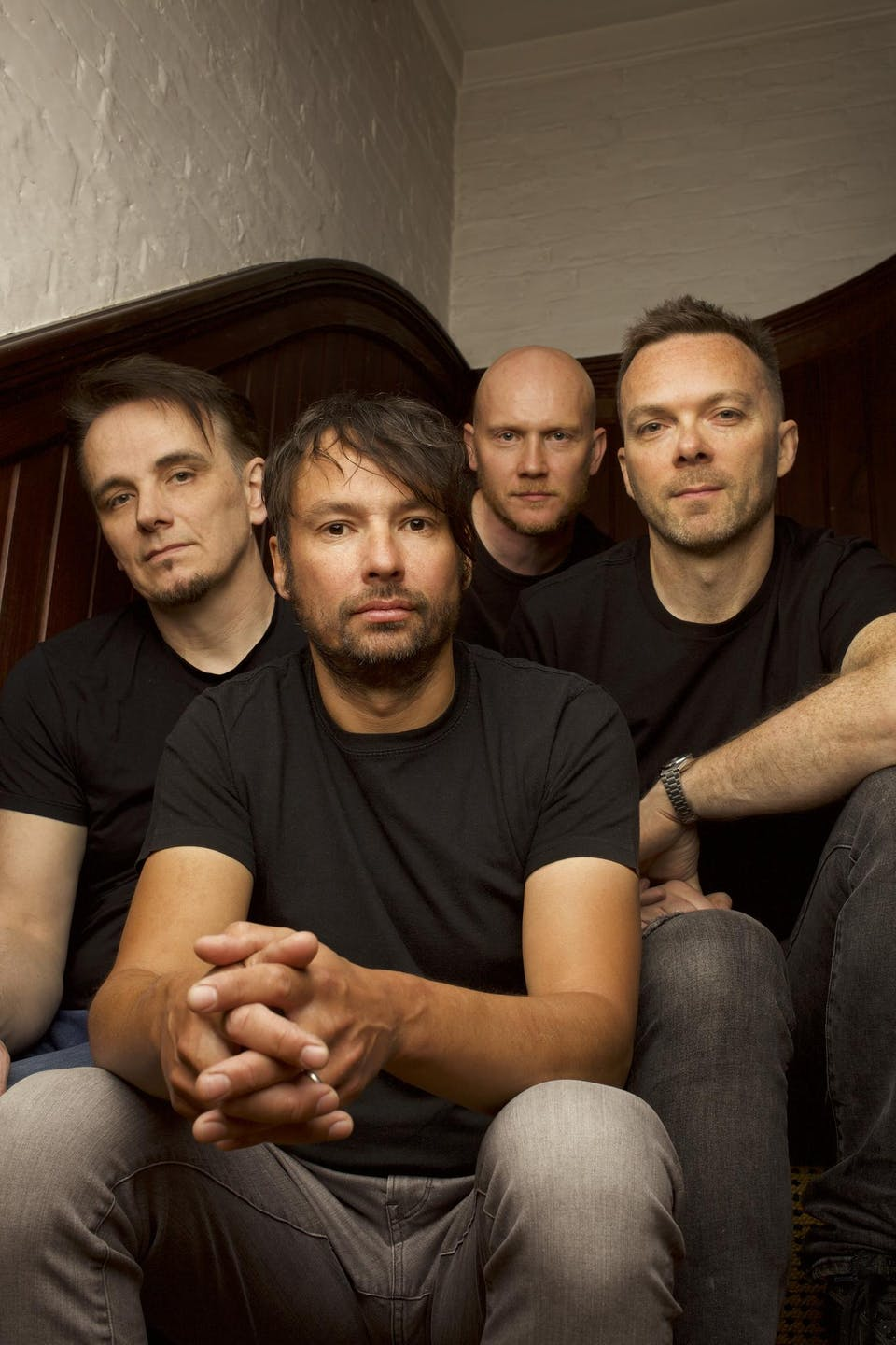 The Pineapple Thief featuring Gavin Harrison • Randy McStine • The Receiver