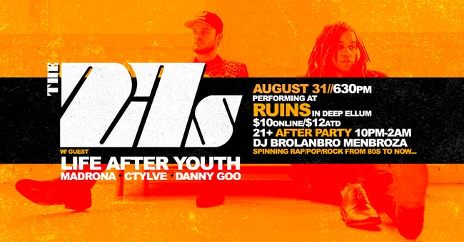 The 27s w/ Life After Youth & more