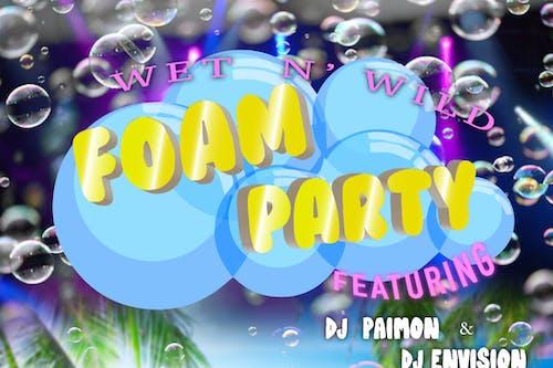 WET N' WILD FOAM PARTY