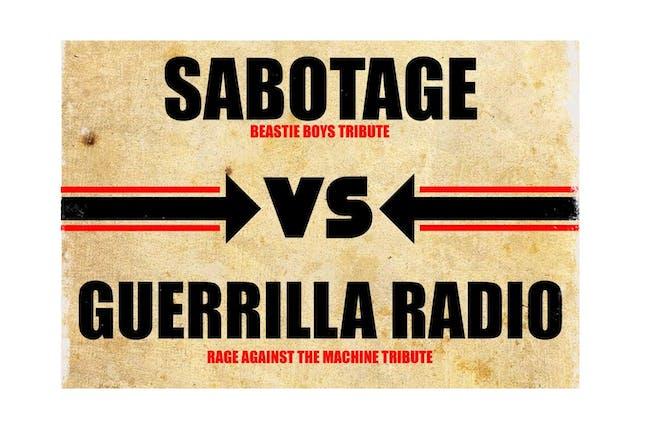 Sabotage vs Guerrilla Radio