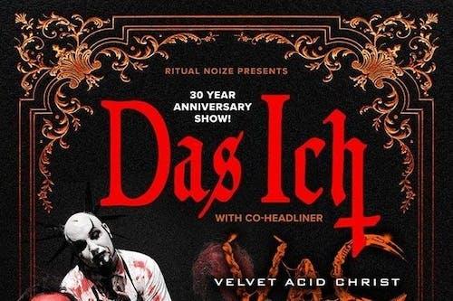 DAS ICH w/ Velvet Acid Christ Velvet Acid Christ, Oberer Todpunkt (DE)