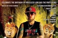 Welcome To The Jungle Priceless Lion Birthday Bash