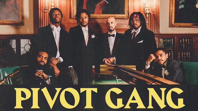 Pivot Gang w/ Kari Faux