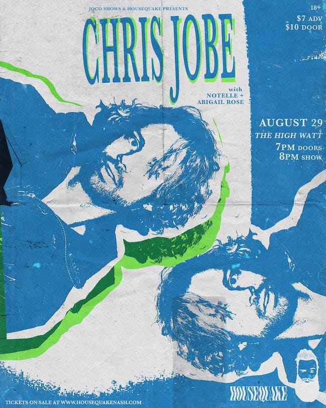 Chris Jobe w/ Notelle & Abigail Rose
