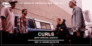 CURLS plus Special Guests