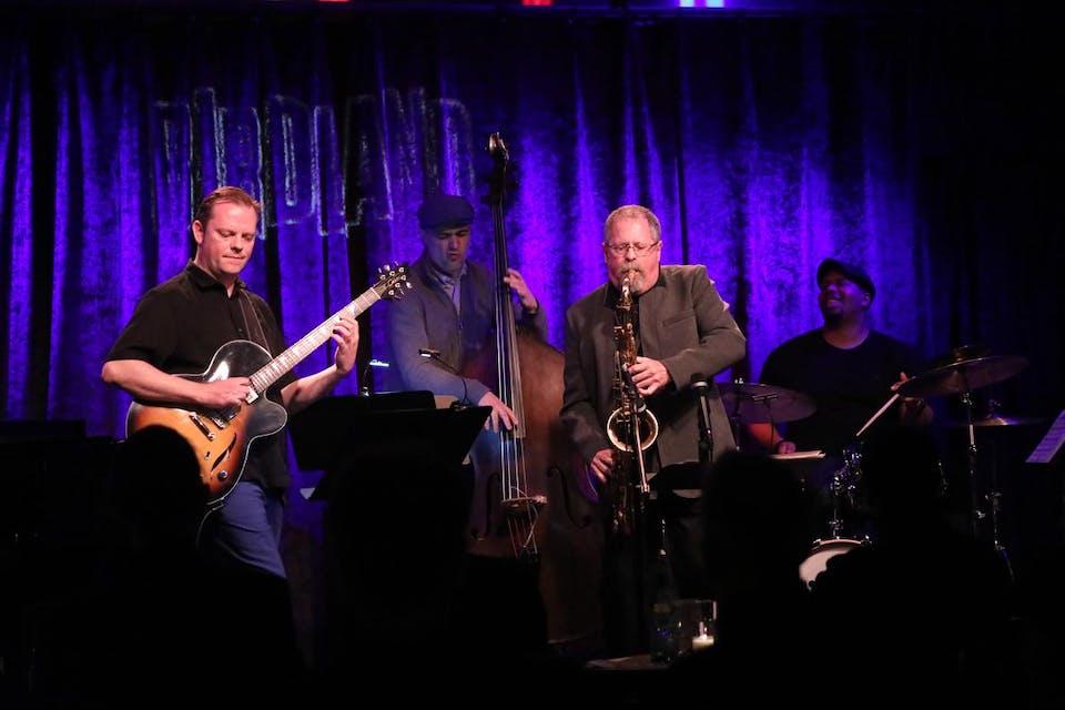Jed Levy Quartet