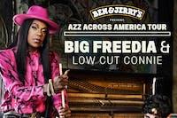 Big Freedia / Low Cut Connie