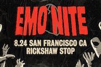 EMO NITE at RICKSHAW STOP