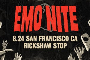 EMO NITE at RICKSHAW STOP