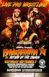 HAWKMANIA XI: Live Pro Wrestling