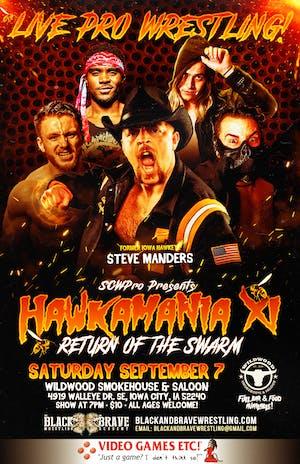 HAWKMANIA X: Live Pro Wrestling
