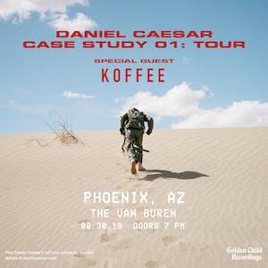 Daniel Caesar –  Case Study: 01 Tour