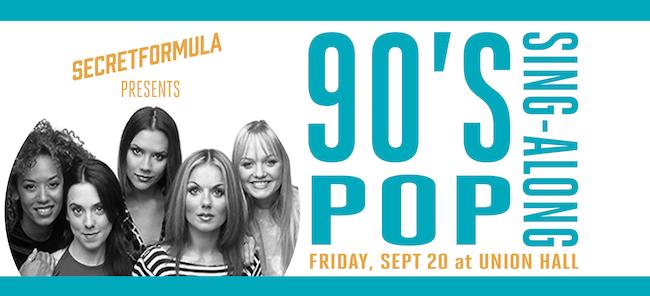 90's Pop Sing-Along