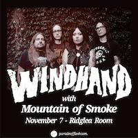 Windhand, Mountain of Smoke in the Room