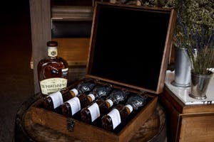 "Whistlepig ""Whiskey Brothers"" Private Barrel Strength Release"