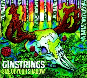 Ginstrings Album Release with Stringdingers and Joe Dunn