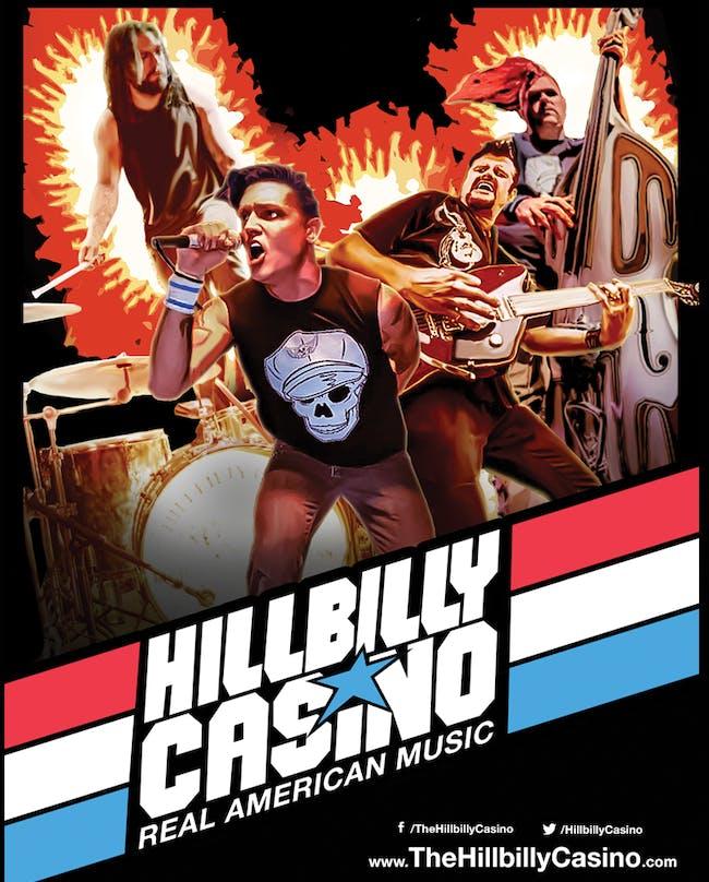 Hillbilly Casino, The Hi-Jivers, & VOLK