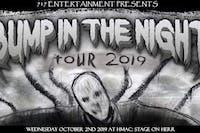 Bump In The Night Tour w/ Razakel