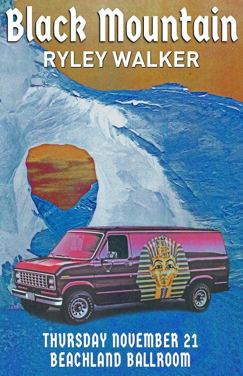 Black Mountain • Ryley Walker