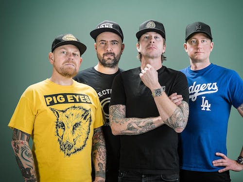 Millencolin with Mest + Bad Animals