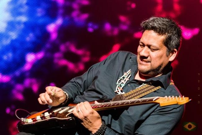 Indigenous featuring Mato Nanji with Arnold & the Hitmen