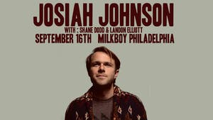 Josiah Johnson (formerly of The Head & the Heart)