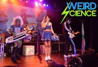 Free Outdoor Concert with Weird Science