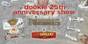 The Midnight Spinsomniacs (Green Day Dookie 25th Anniversary Show)