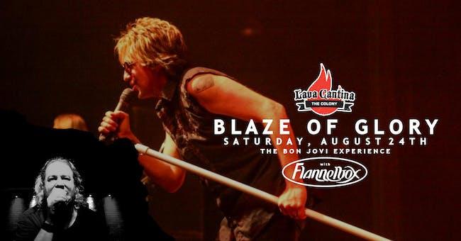 Blaze of Glory with Flannelbox