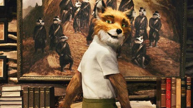 Projector Club Presents: Fantastic Mr. Fox